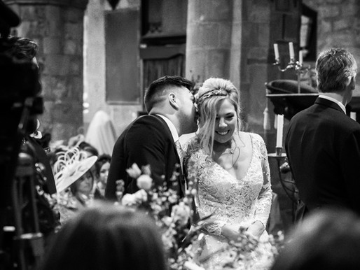 Claverley Spring Wedding Photography | Lizzie & Harry