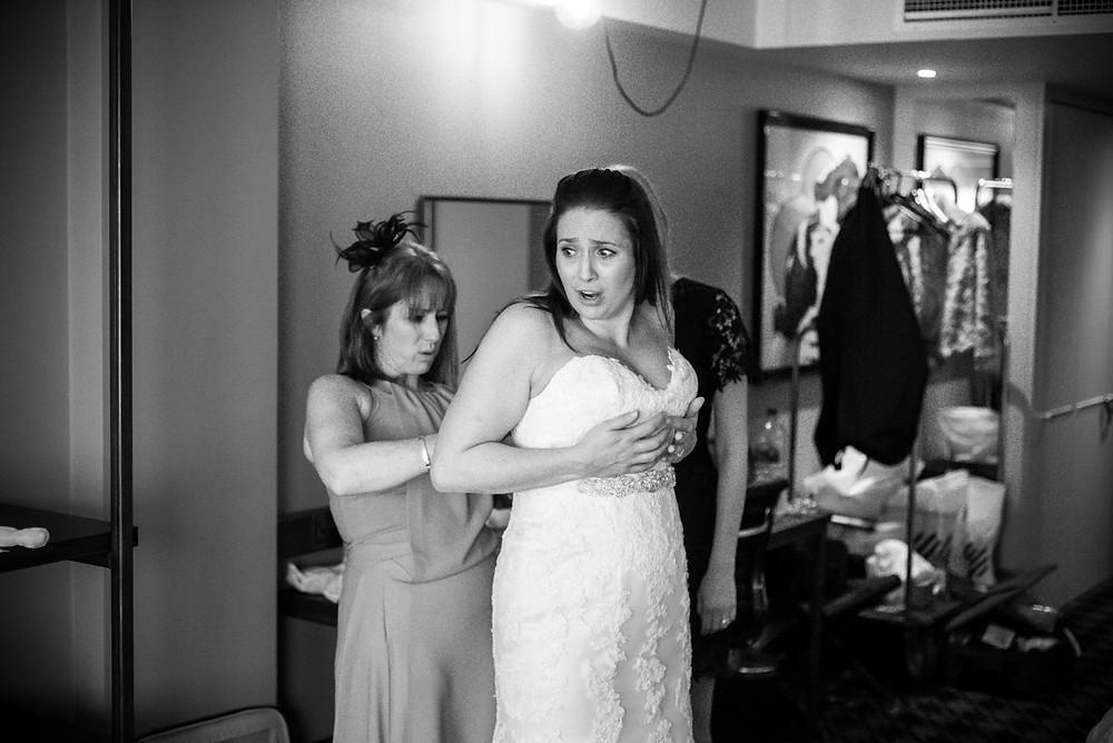 Wedding at Fazeley Studios in Birmingham