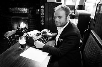 Ben Featherstone Typewriter