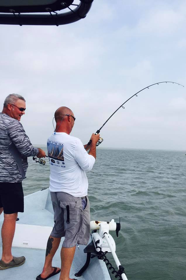 Port Aransas Guided Fishing Trips |