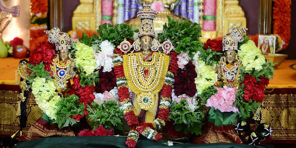 Sri Venkateswara Swamy Mandala Abhishekam