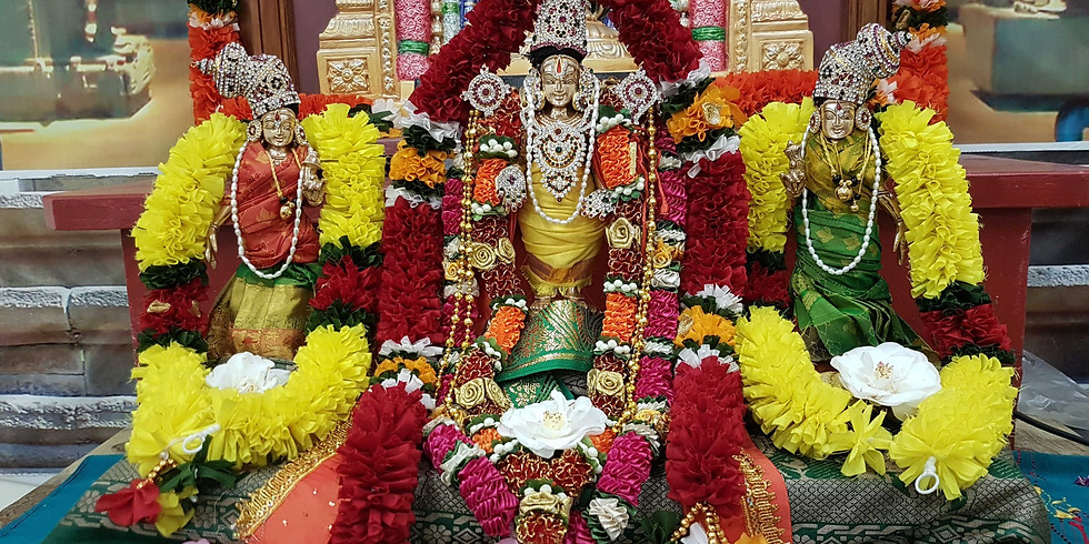 Sri Vari Monthly Abhishekam