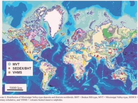 Ambientes geológicos e seus processos mineralizadores