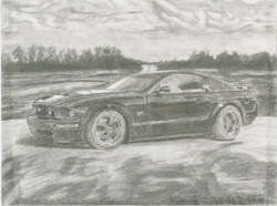 graphite vehicle project