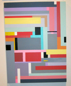 geometric abstraction project