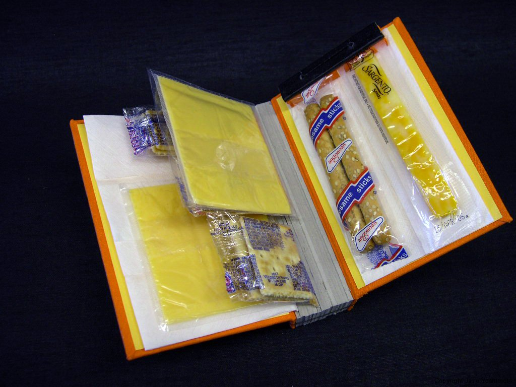 cheese and cracker book XL