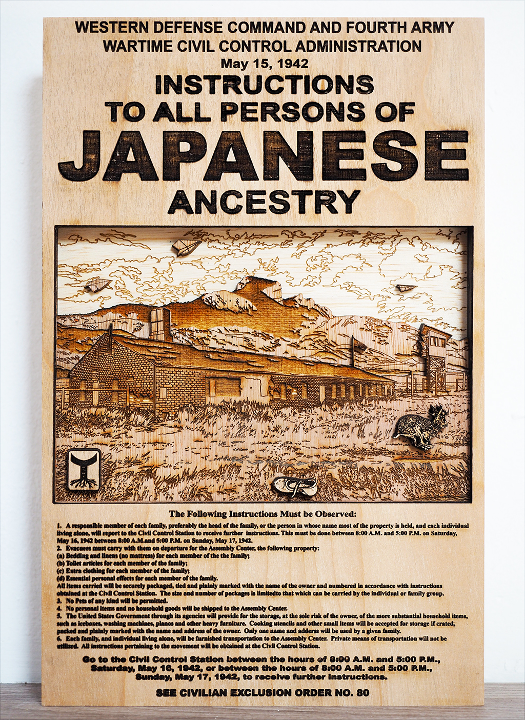 American Exclusion No. 80