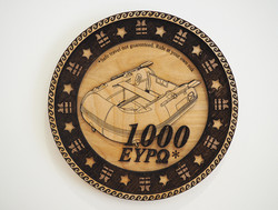 Token of Passage: 1000 euros