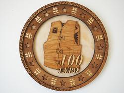 Token of Passage: 100 Euros