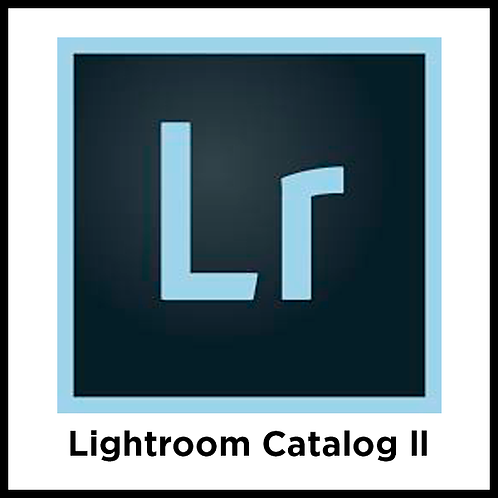 Lightroom Catalog ll