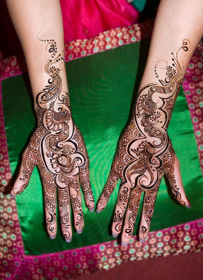 Online Henna course 5