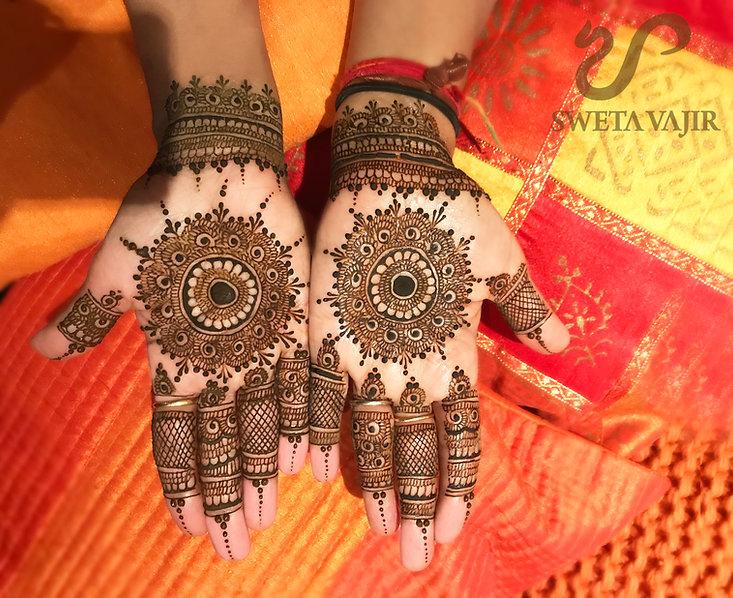 Online Henna course 2