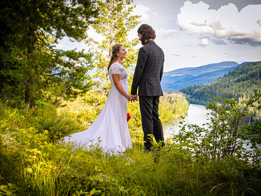What is an intimate wedding?