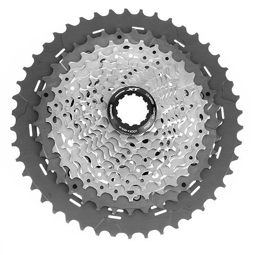 11 speed deore xt cassette 11-46t