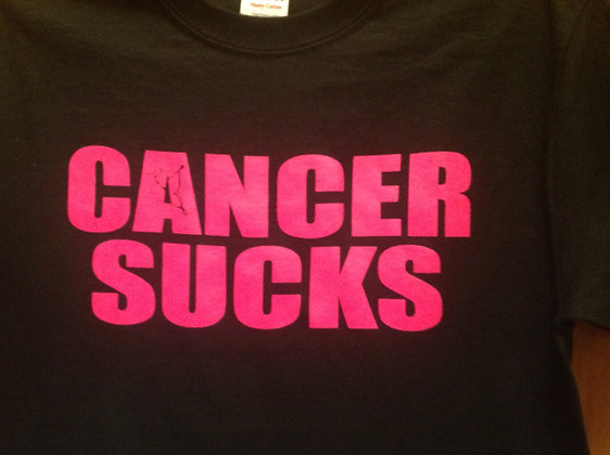 Cancer Sucks T-Shirt