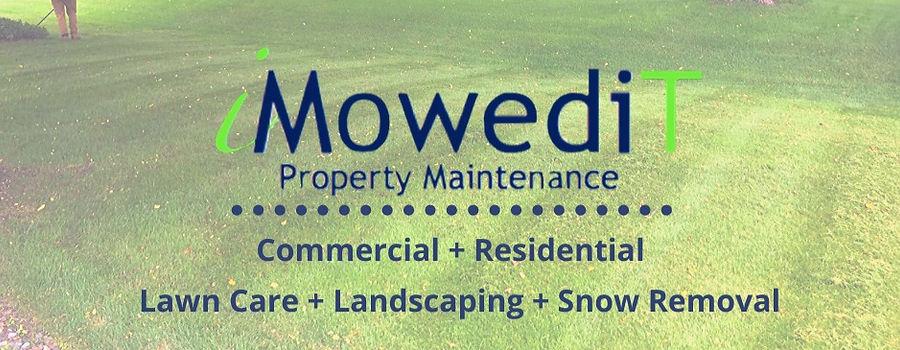 iMowediT Logo