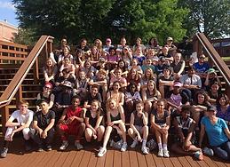 Academie Lafayette Volunteers