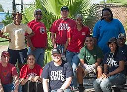 Raising Cane's Volunteers