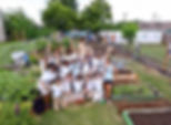 K10 Day of Service Volunteers