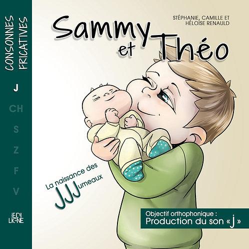 Sammy et Théo - La naissance des jumeaux