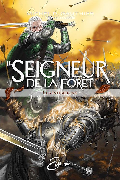 Seigneur de la forêt - tome4