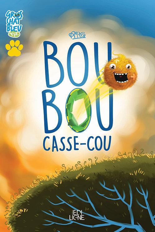 Gros Chat Bleu et Cie - Boubou casse-cou
