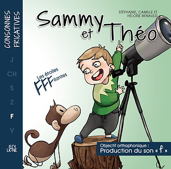 Sammy et Théo - Les étoiles Filantes