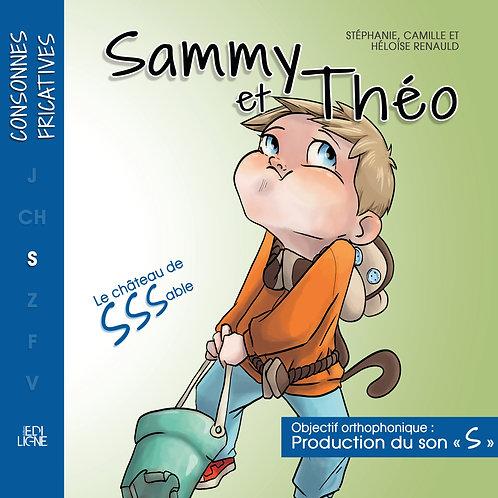 Sammy et Théo - Le château de sable