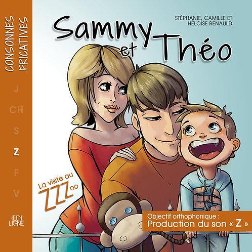 Sammy et Théo - La visite au Zoo