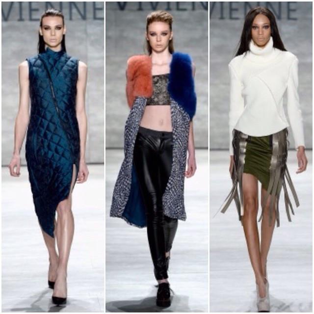 Vivienne Hu Mercedes Benz Fashion Week