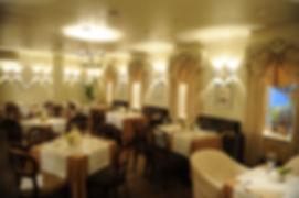 Интерьер ресторана Экле