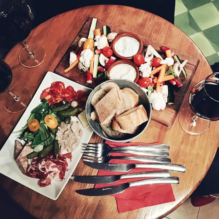 Французская кухня с погружением
