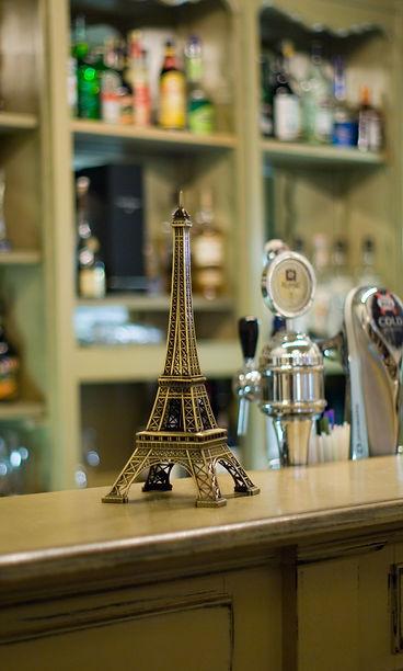 Французский ресторан Экле