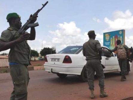 В Мали произошёл военный переворот