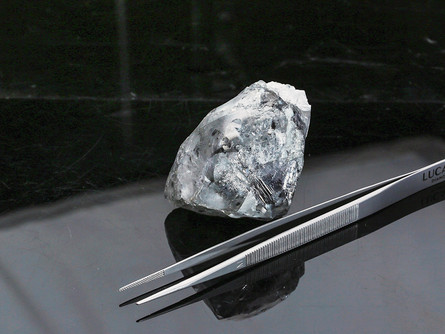 В Ботсване нашли один из самых больших алмазов в мире