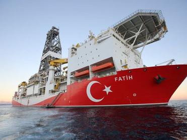 Турция нашла в Чёрном море крупное газовое месторождение