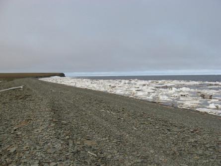 Море Лаптевых впервые не замерзло в октябре