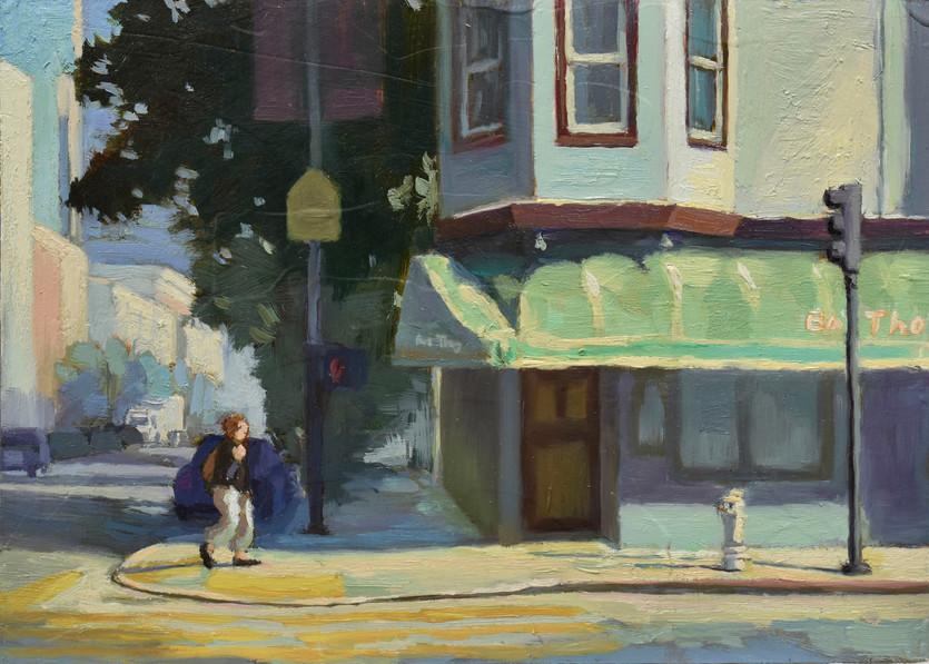 Daytime on Fell Street