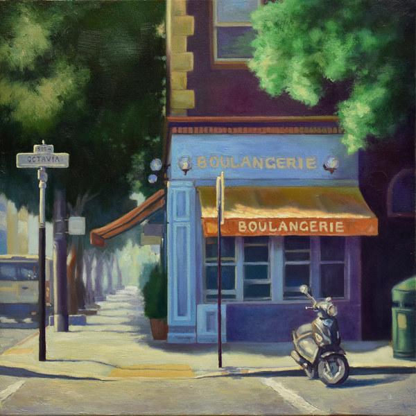 La Boulangerie, Hayes