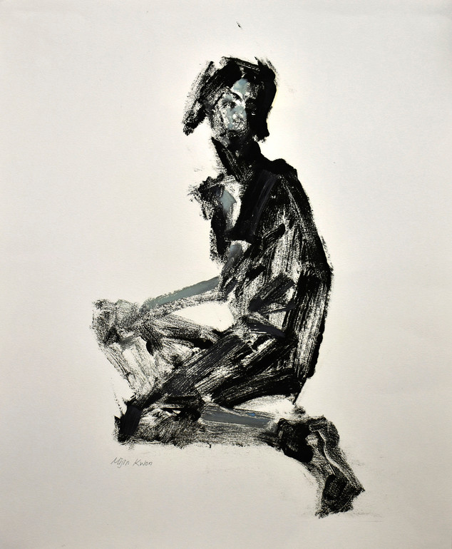 Study for Figure #3