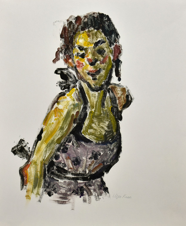 Study for Figure #8