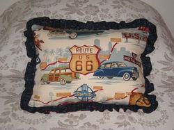 Ron's Pillow