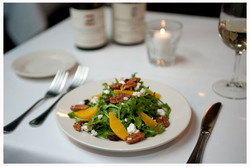 Arugula Salad with Local Citrus