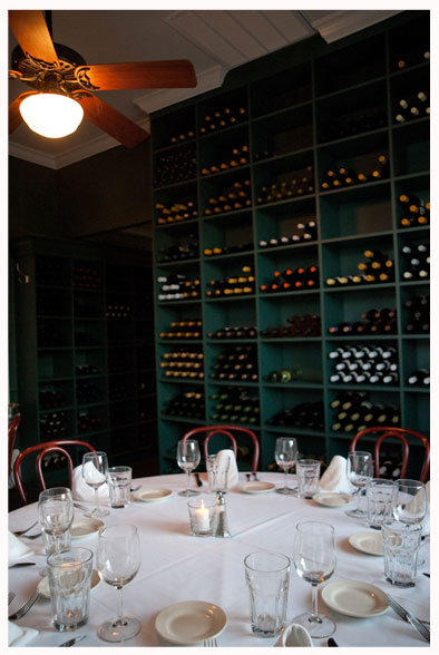 Clancy's Wine Room