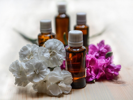 Essential Oils in Cleaning Products?