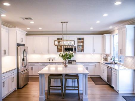 Kitchen Deep Cleaning List