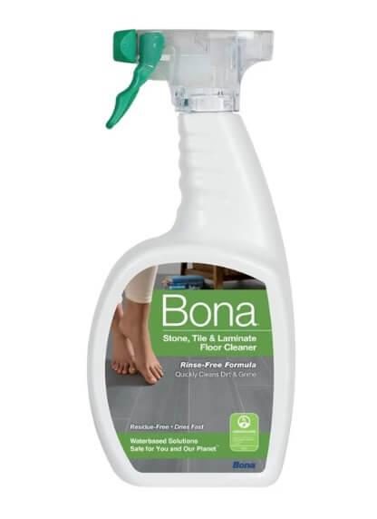 Bona Cleaner for hardwood, stone, and laminate floors