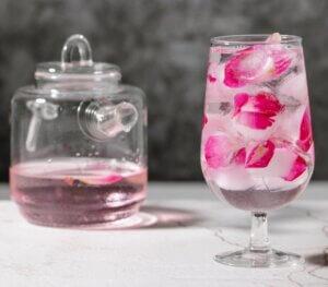Rose Oil Water