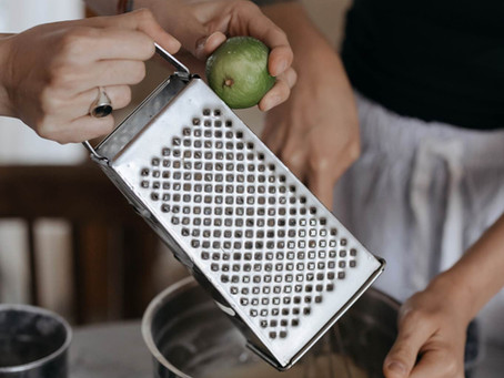 Clean A Grater!