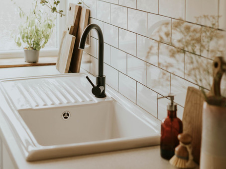 Give a Superb Finish to Sinks